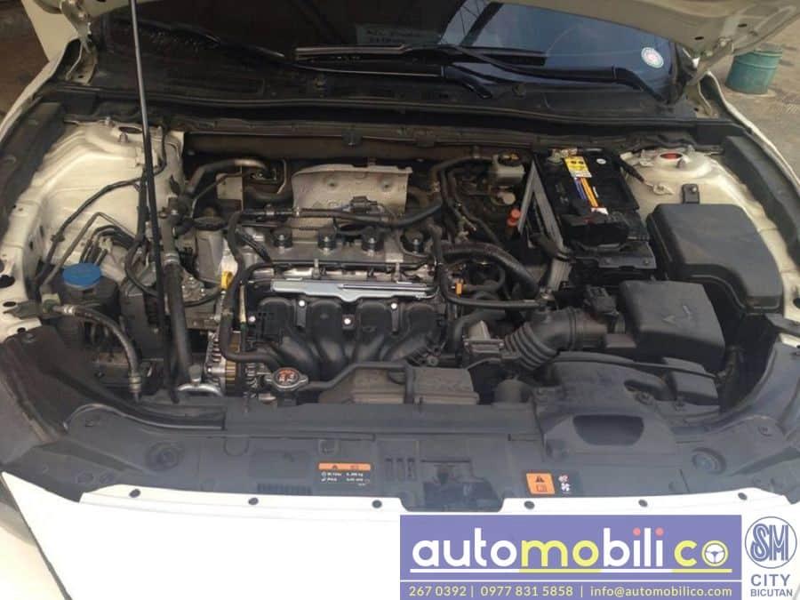 2015 Mazda 3 - Interior Rear View