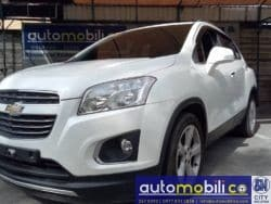 2016 Chevrolet Trax - Left View