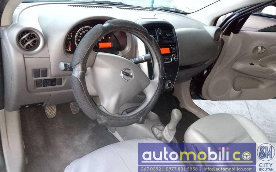 2017 Nissan Almera - Right View