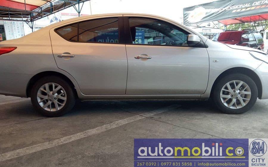 2017 Nissan Almera - Left View