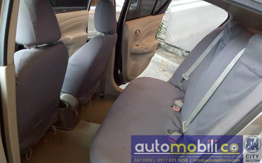 2016 Nissan Almera - Left View
