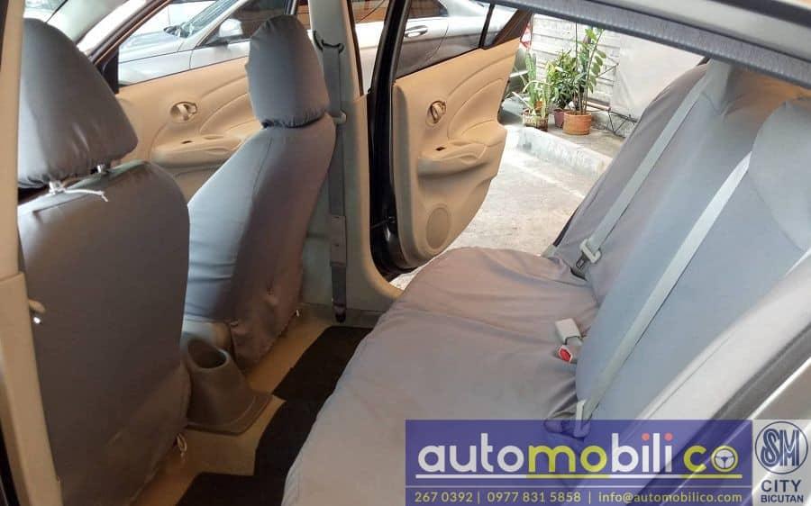 2017 Nissan Almera - Interior Front View