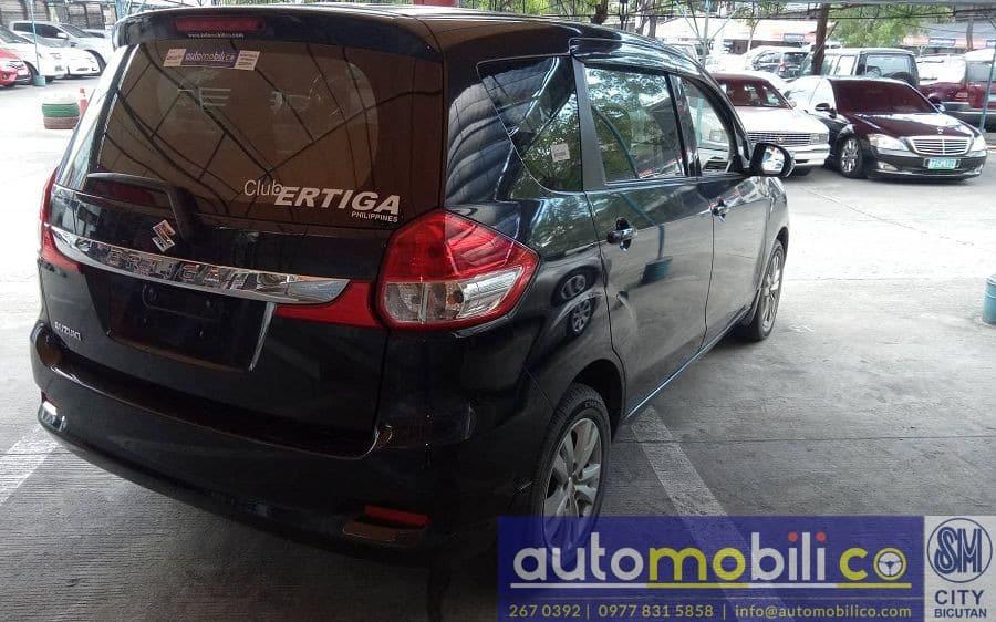 2017 Suzuki Ertiga - Right View