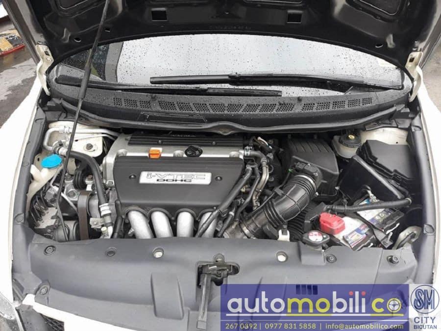 2007 Honda Civic - Interior Rear View