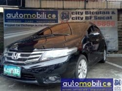 2013 Honda City E - Front View