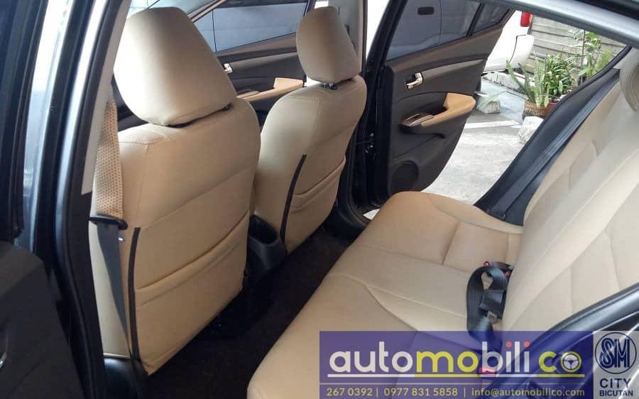 2013 Honda City E - Interior Front View