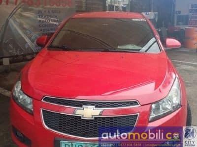 2010 Chevrolet Cruze - Front View