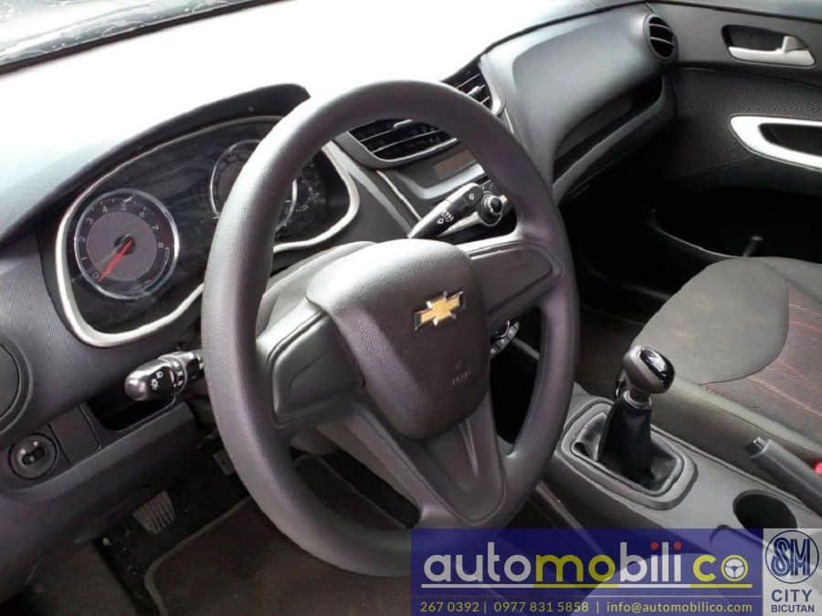 2016 Chevrolet Sail - Interior Rear View