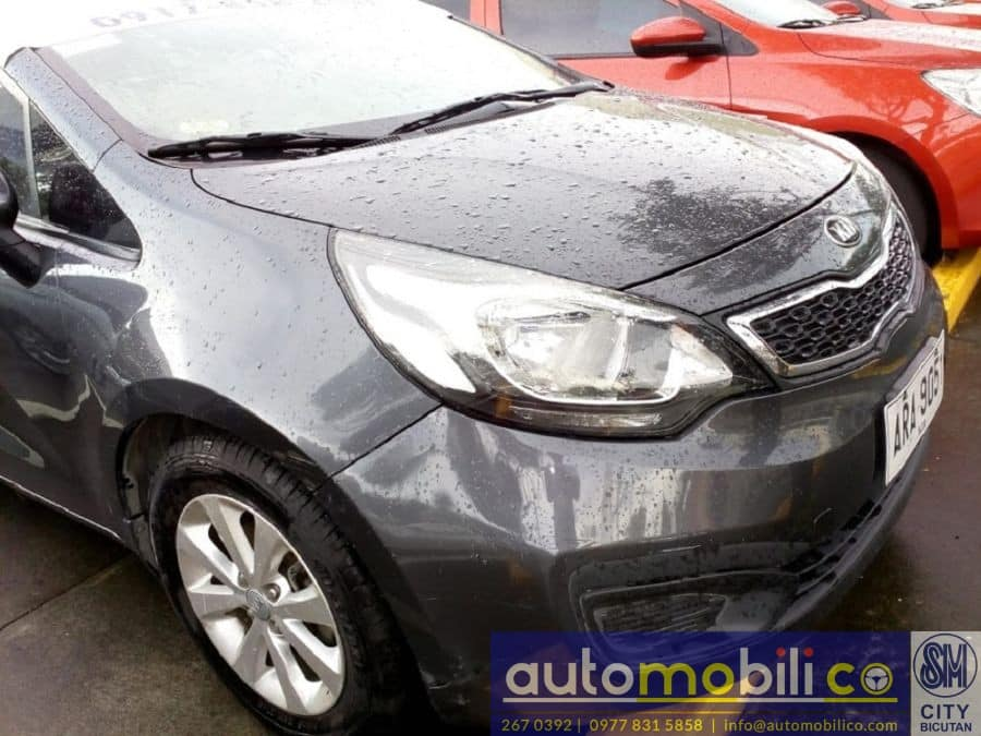 2015 Kia Rio - Right View