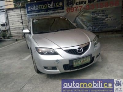 2011 Mazda 3 - Front View