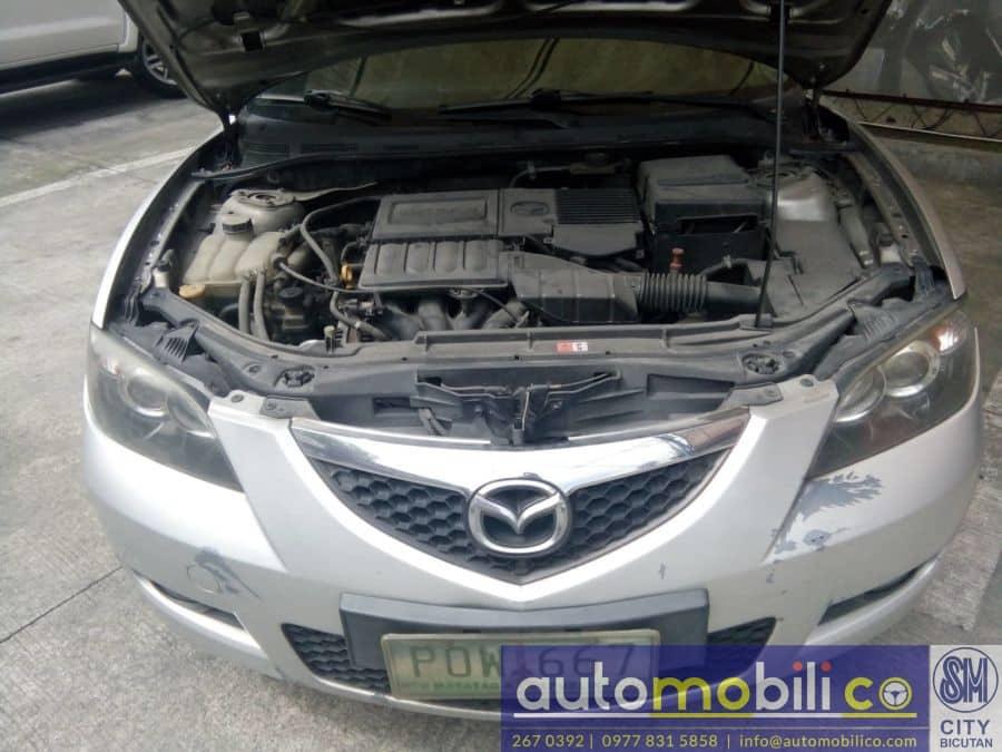 2011 Mazda 3 - Interior Rear View