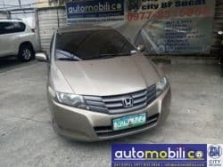 2010 Honda City - Front View