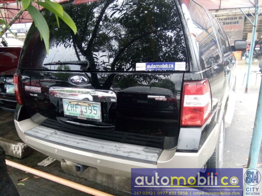 2008 Ford Expedition - Rear View