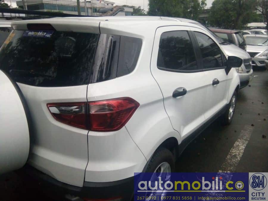 2017 Ford EcoSport - Interior Rear View