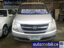 2008 Hyundai Starex - Front View