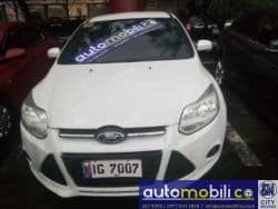 2014 Ford Focus - Front View
