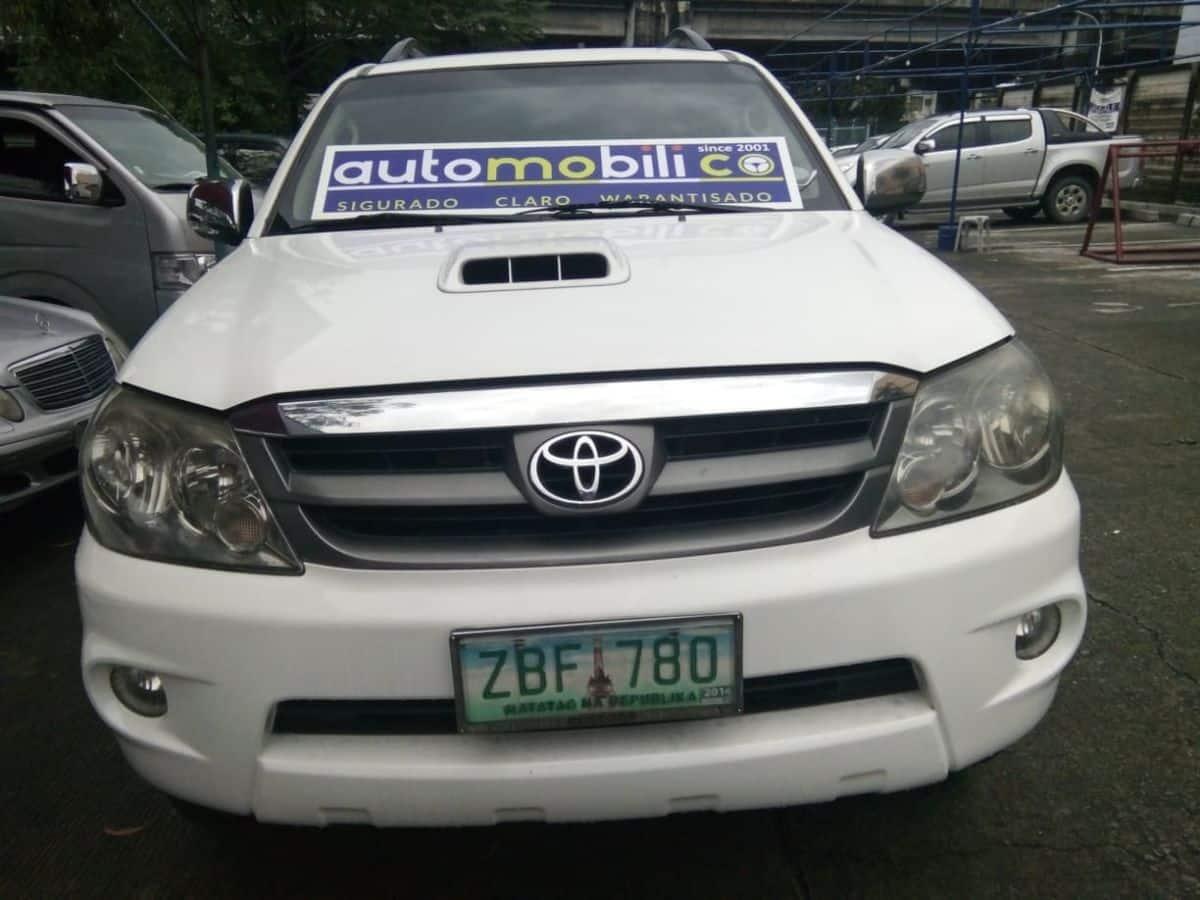 Kekurangan Toyota Fortuner 2005 Spesifikasi