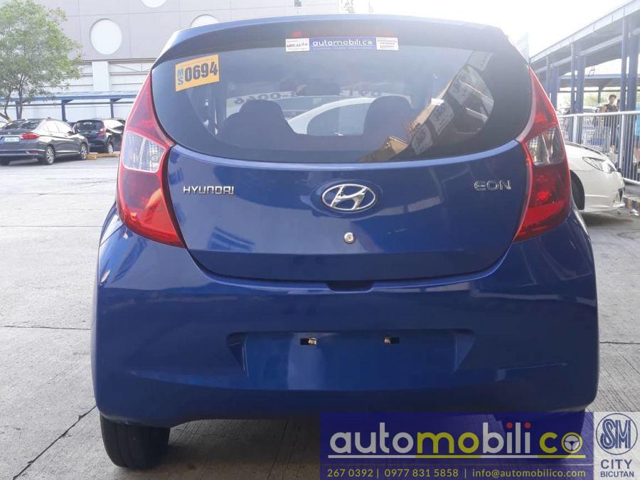 2017 Hyundai Eon - Rear View