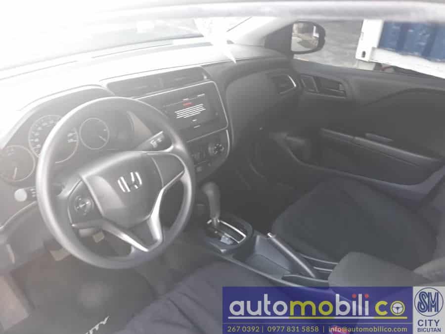 2018 Honda City E - Interior Front View