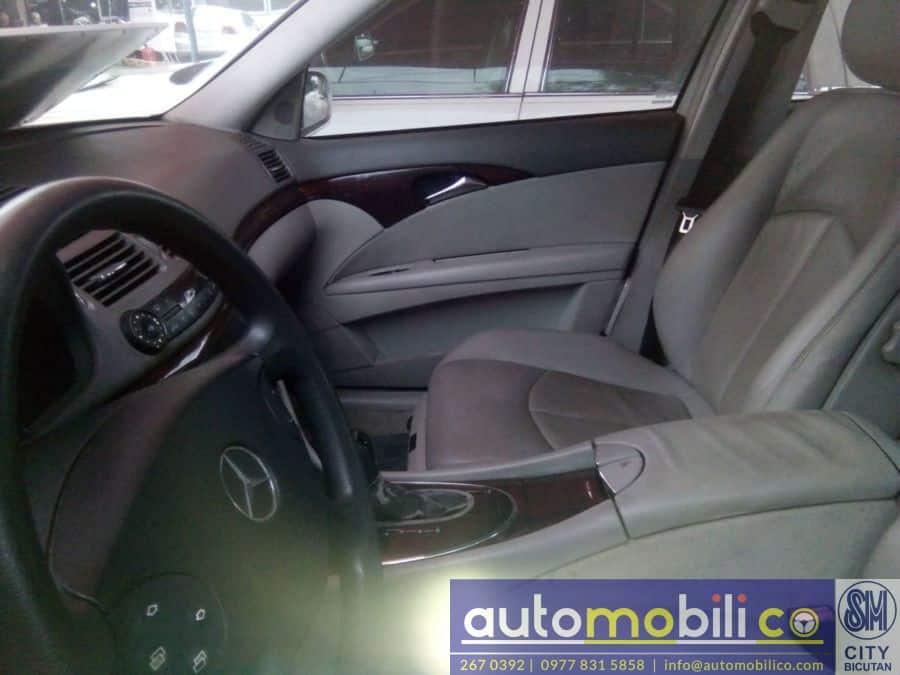 2003 Mercedes-Benz E280 - Interior Front View