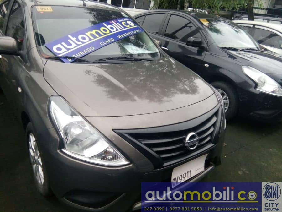 2016 Nissan Almera - Front View
