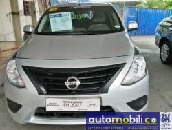 2017 Nissan Almera - Front View