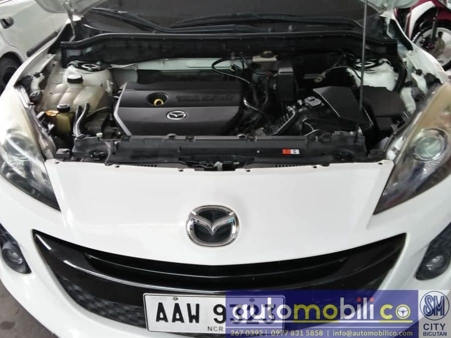 2014 Mazda 3 - Interior Rear View