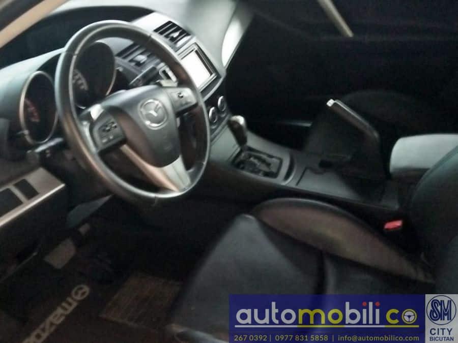 2014 Mazda 3 - Interior Front View