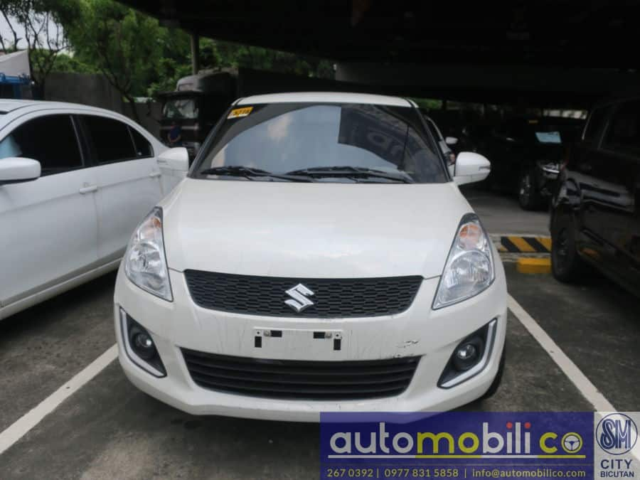 2016 Suzuki Swift - Front View