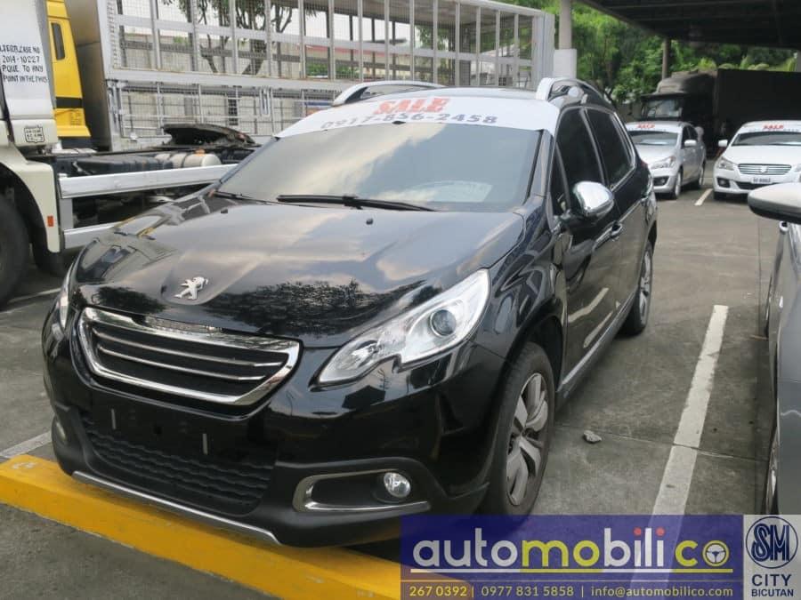 2015 Peugeot 3008 - Front View