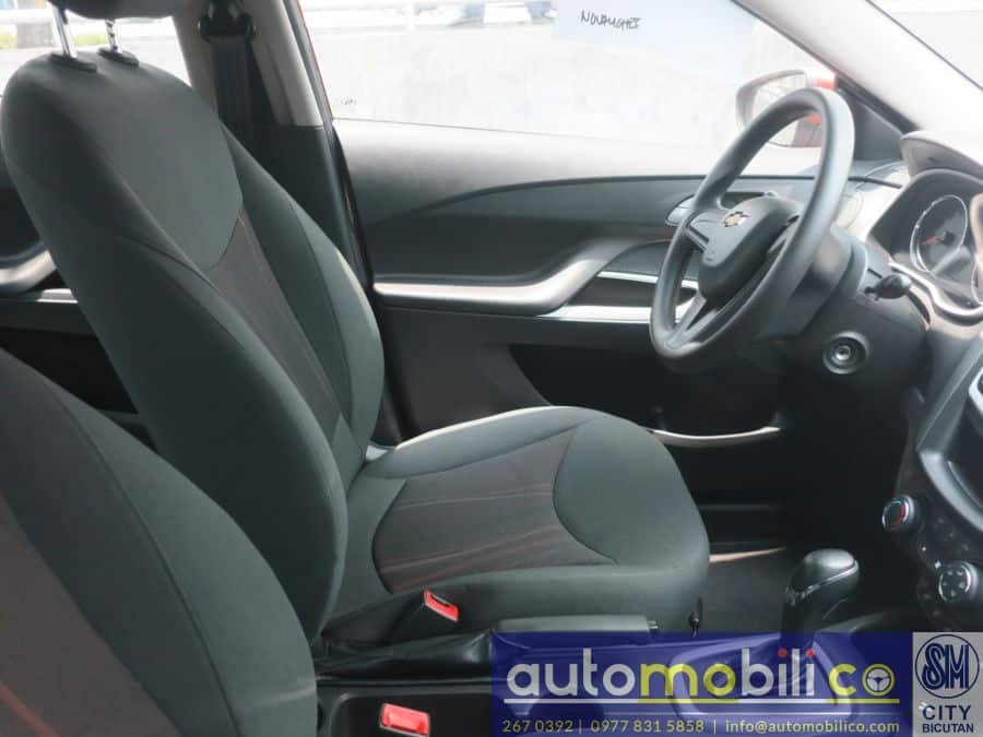 2017 Chevrolet Sail - Interior Front View