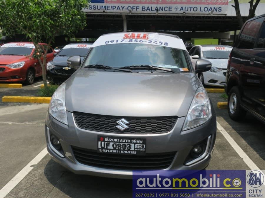 2017 Suzuki Swift - Front View