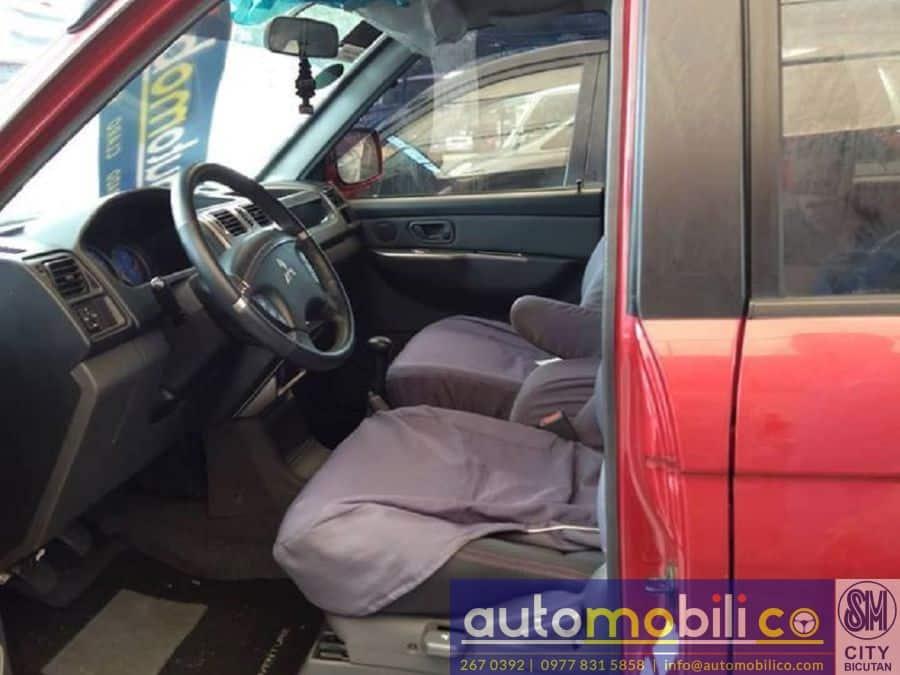 2017 Mitsubishi Adventure - Interior Front View