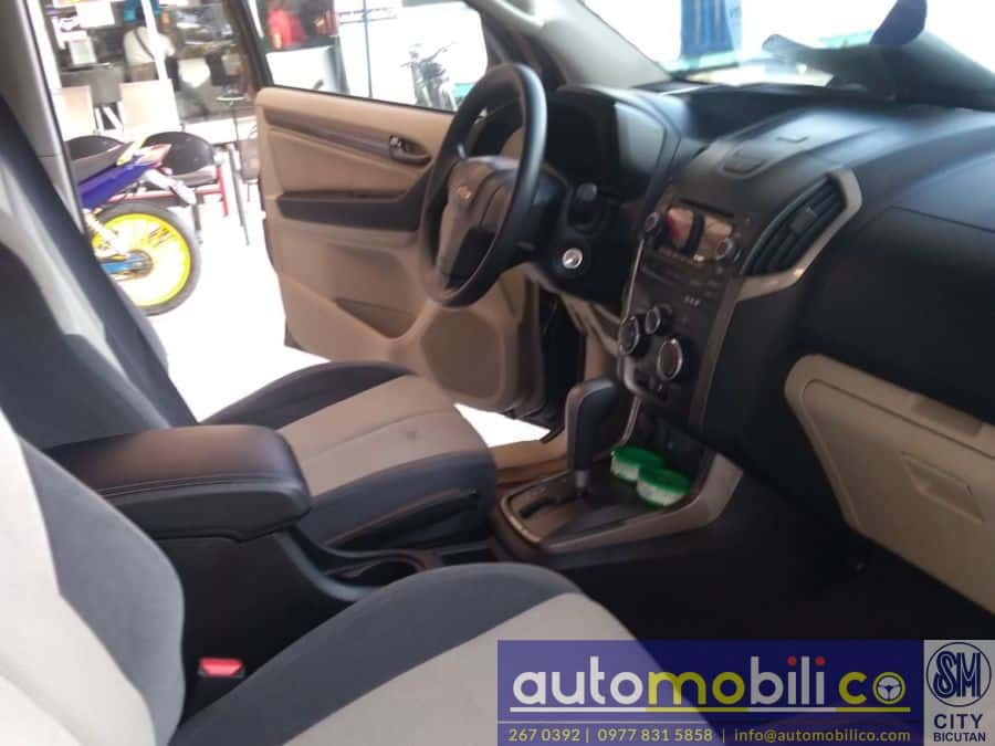 2015 Chevrolet Trailblazer - Interior Front View