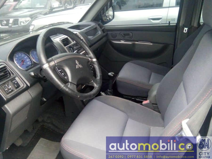 2016 Mitsubishi Adventure - Interior Front View