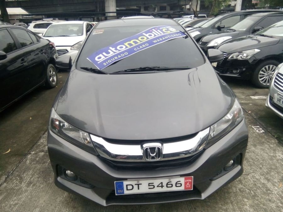 2017 Honda City E - Front View