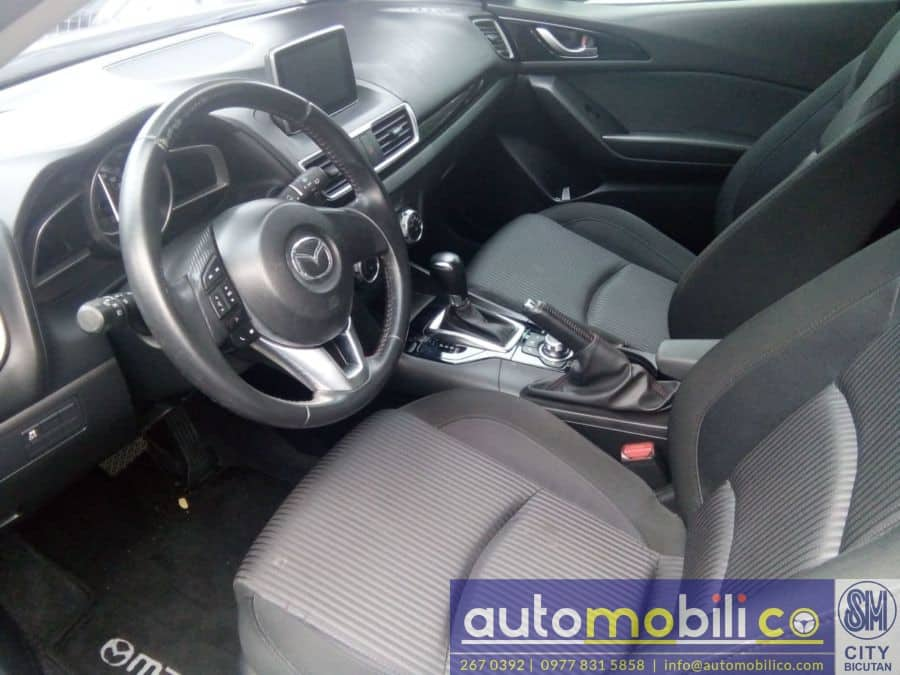 2016 Mazda 3 - Interior Front View