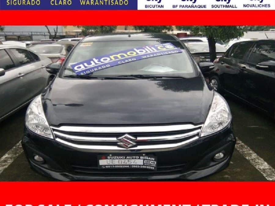 2017 Suzuki Ertiga - Interior Front View