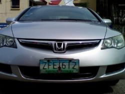 2006 Honda Civic - Front View
