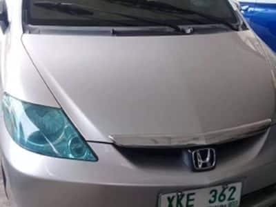 2003 Honda City - Front View