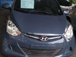 2017 Hyundai Eon - Front View