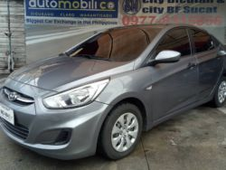 2016 Hyundai Accent - Front View
