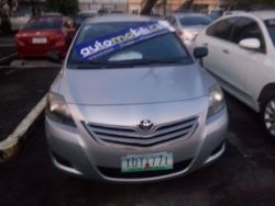 2012 Toyota Vios - Front View