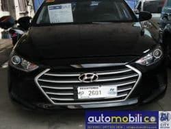 2016 Hyundai Elantra - Front View