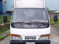 2017 Isuzu GIGA - Front View