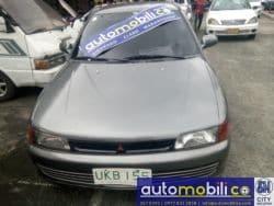 1996 Mitsubishi Lancer - Front View