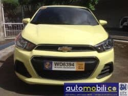 2017 Chevrolet Spark - Front View
