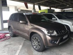 2017 Suzuki Grand Vitara - Front View