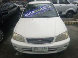 2001 Honda City - Front View