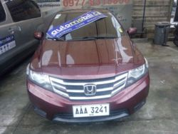 2013 Honda City - Front View
